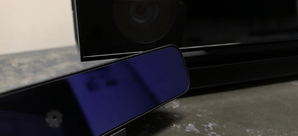 Kameravergleich Real Sense oder Kinect